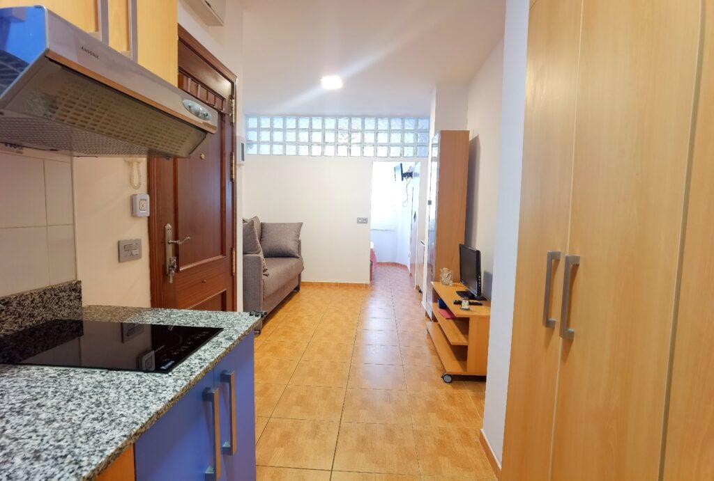 Apartamento en Las Canteras